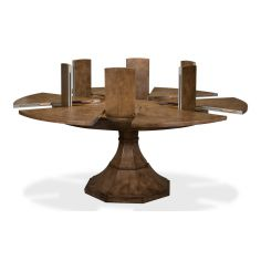 Round To Round Extending Dining Tables The Best Selection Online Bernadette Livingston