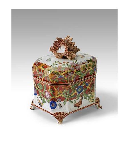 Decorative Accessories Home Accessories Luxurious Home Accents and Decor Decorative Covered Box