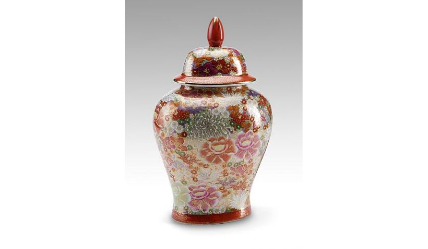 Decorative Accessories High Quality Furniture Home Accessories Temple Jar