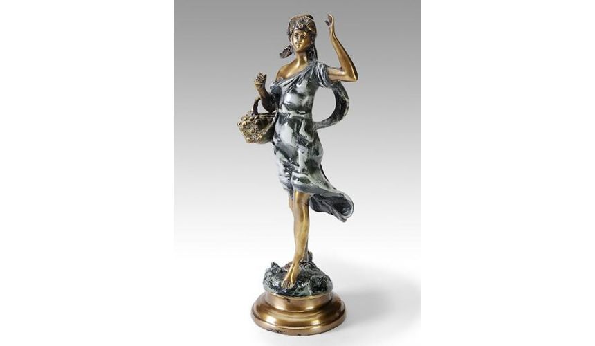 Decorative Accessories Statues Home Accessories Figurine