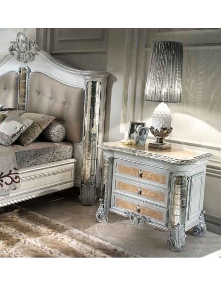 Queen and King Sized Beds Handmade Italian home furnishings