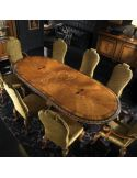 1 High end dining room table Italian furniture