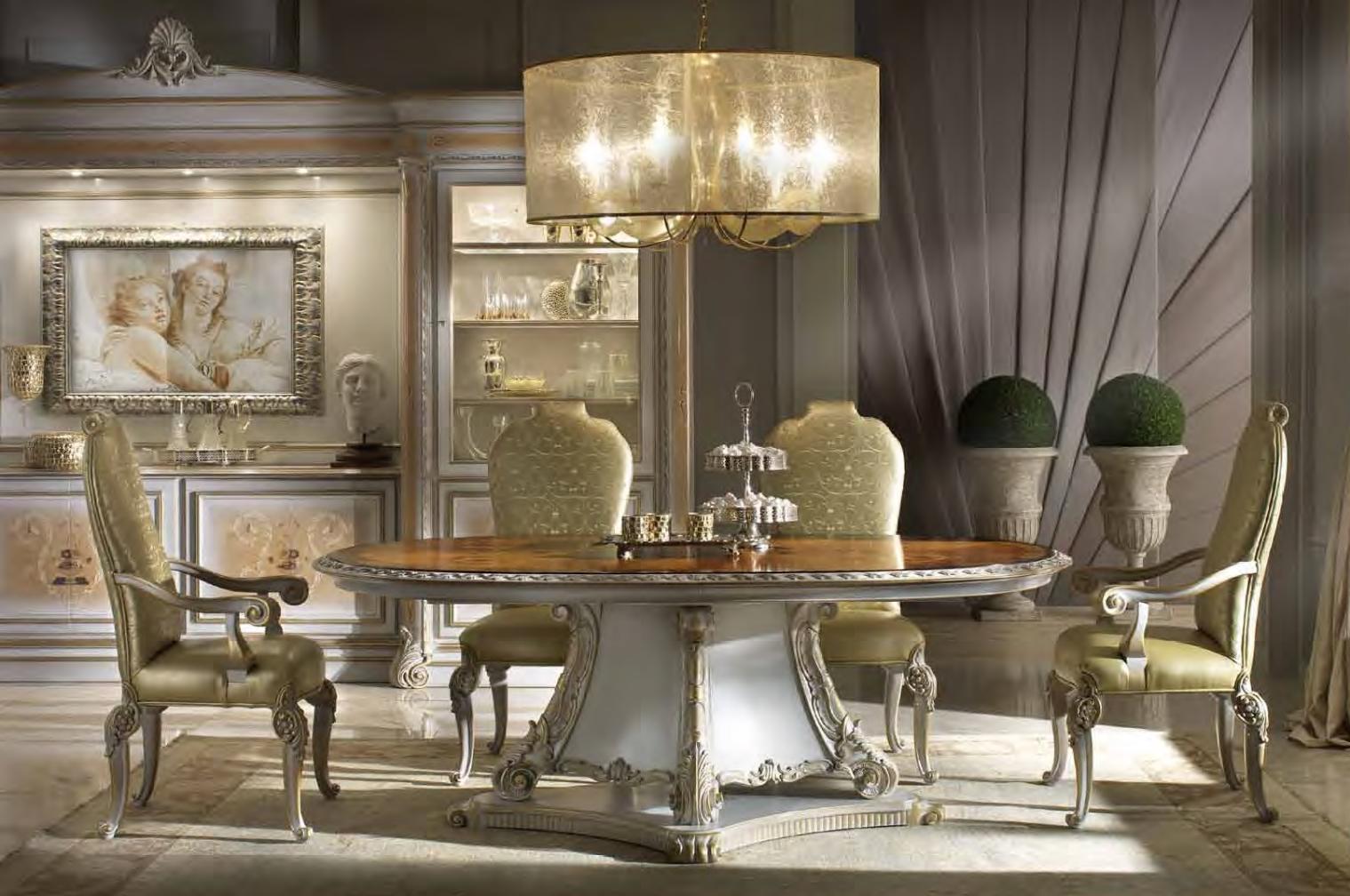 High End Dining Room Sets
