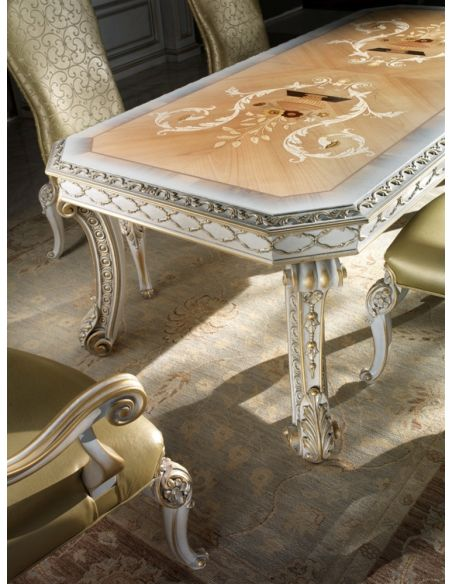 Dining Tables 1 High end Italian furniture dining room table