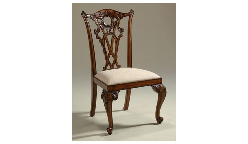 Dining Chairs Luxury dining room furniture chair