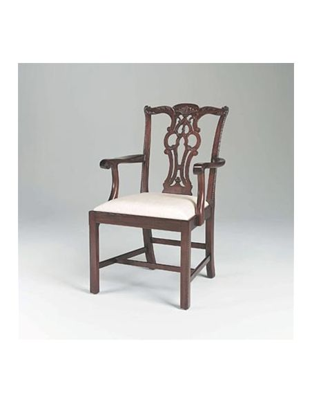 Dining Chairs Luxury dining room furniture arm chair