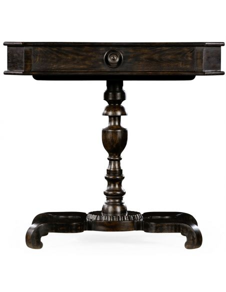 Yarne table (Charcoal Wash)