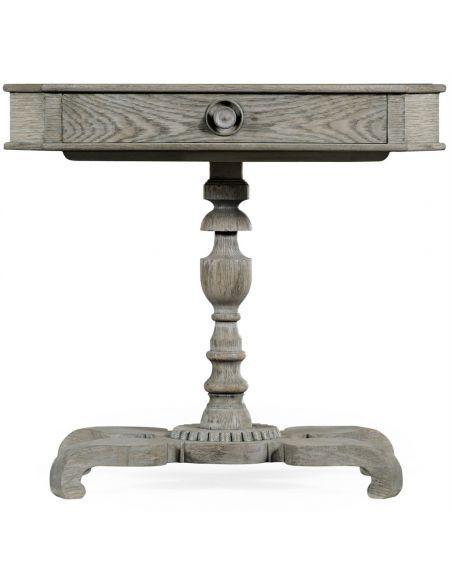 Yarne table (Grey Oak)
