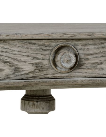 Yarne table (Grey Oak)