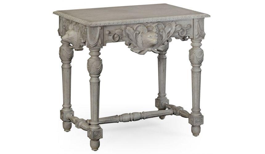 Godwyn table (Grey oak)
