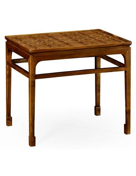 Leyburn end table