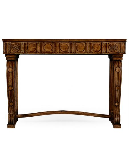 Dudley console (Grey fruitwood)