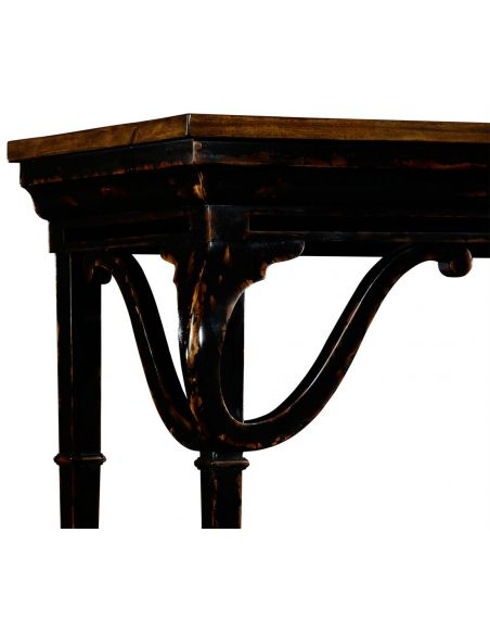 Heath Cliff console