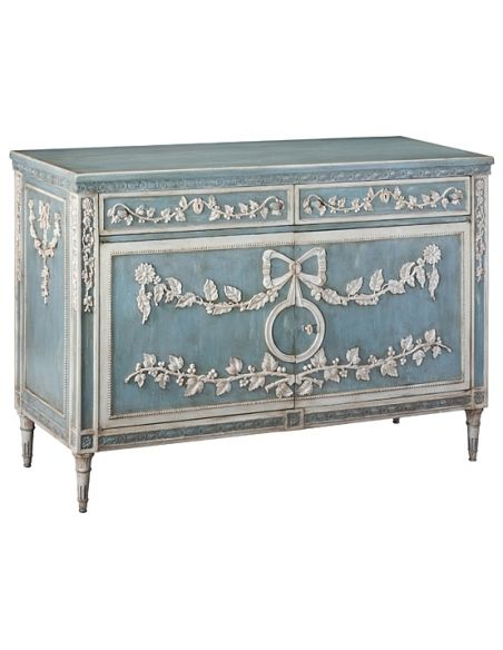 Breakfronts & China Cabinets 55-43 Sideboard/Buffet Cabinet
