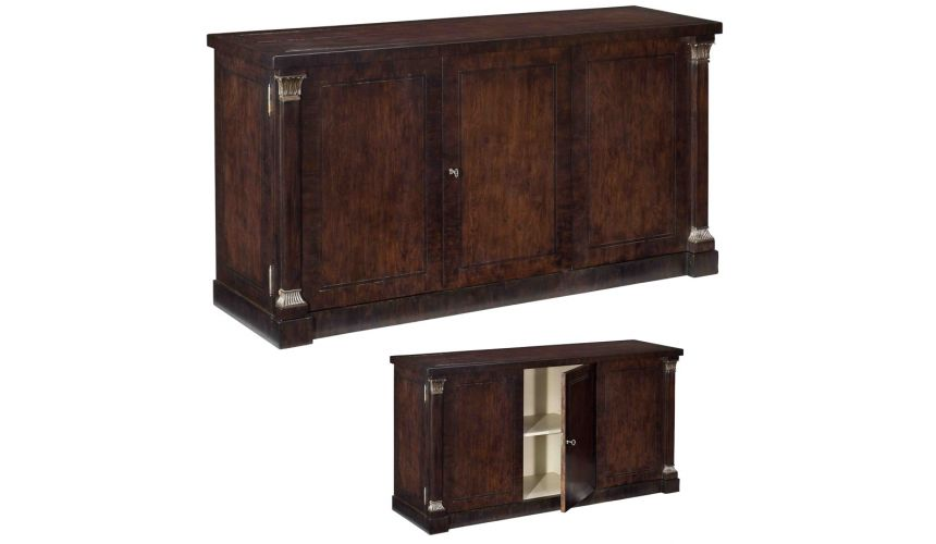 Breakfronts & China Cabinets Aegean Buffet