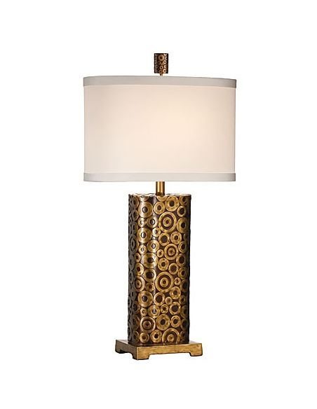 Decorative Accessories Bubble Patterned Table Lamp