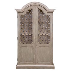 58-4 Lime green finish Entertainment Cabinet/Armoire