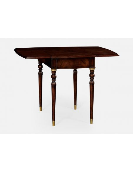 French Style Furniture Antique Pembroke Table
