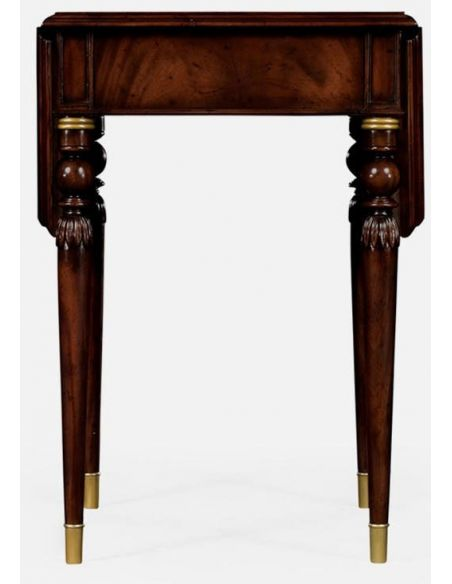 Square & Rectangular Side Tables Antique Pembroke Table