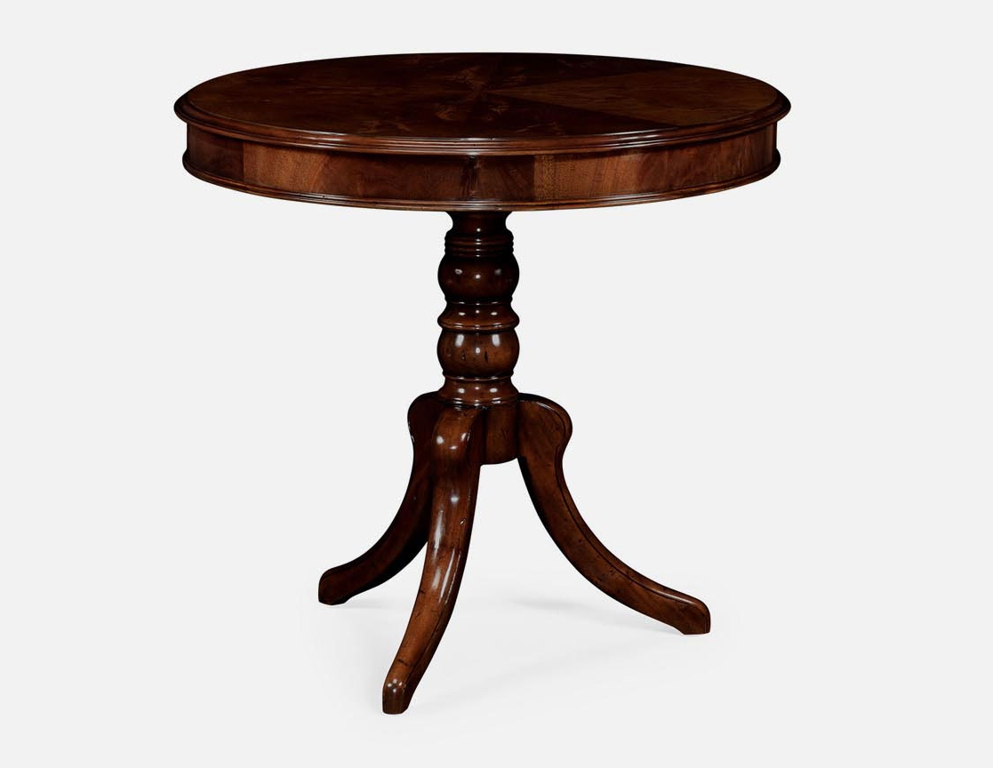 Rounx Pedestal Table