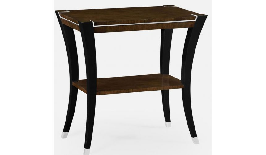 Modern Furniture Modish Rectangular End Table
