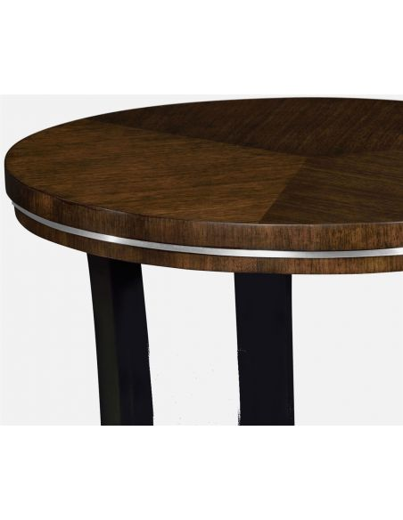 Modern Furniture Two - Tier Round Side Table