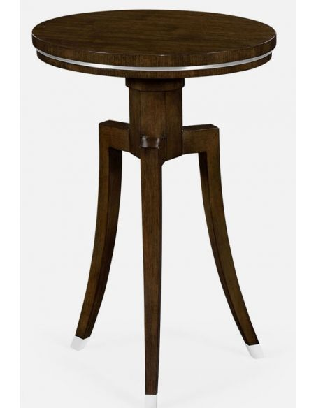 Round & Oval Side Tables AMW - Modern Round Wine Table