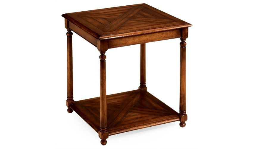 Square & Rectangular Side Tables Living Room Foyer and Center Tables-10