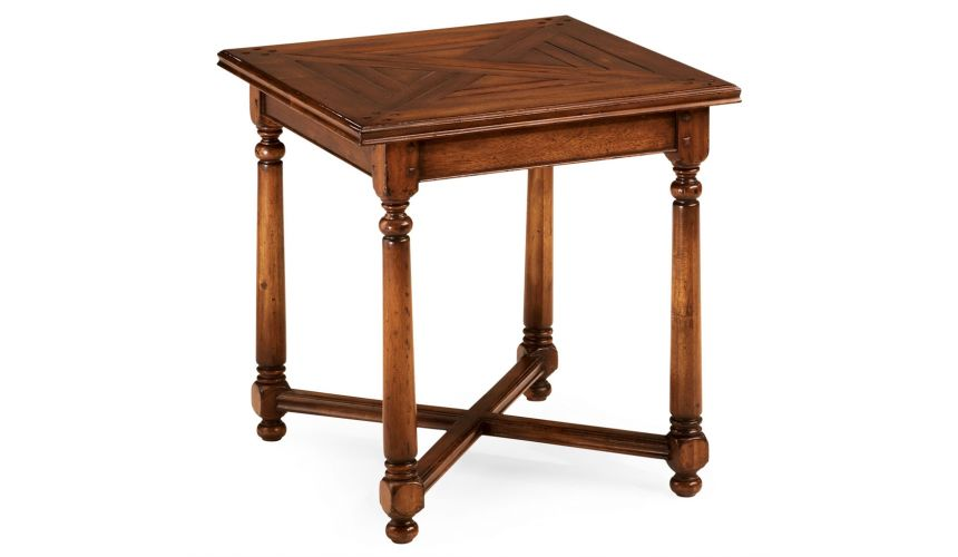 Square & Rectangular Side Tables Foyer and center Tables for sale-19