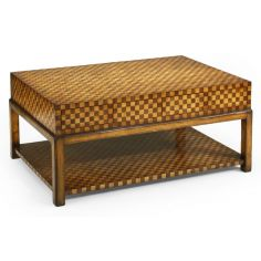 Checkerboard Cocktail Coffee Tables