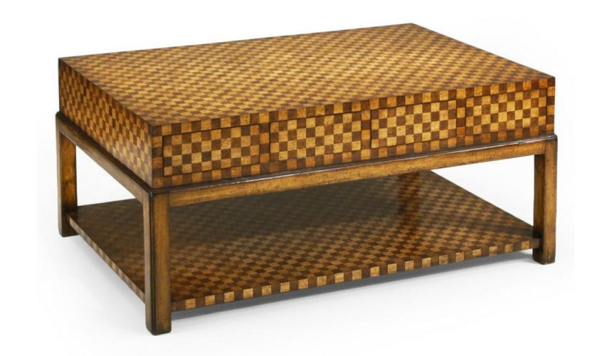 Coffee Tables Checkerboard Cocktail Coffee Tables