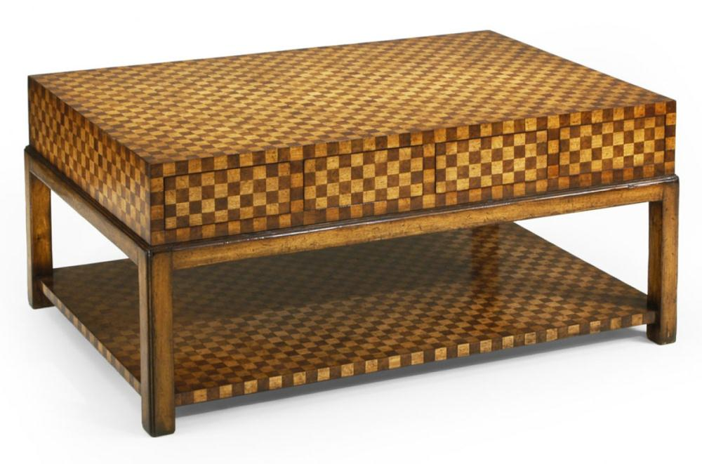 Amazing Coffee Tables Checkerboard Cocktail Coffee Tables