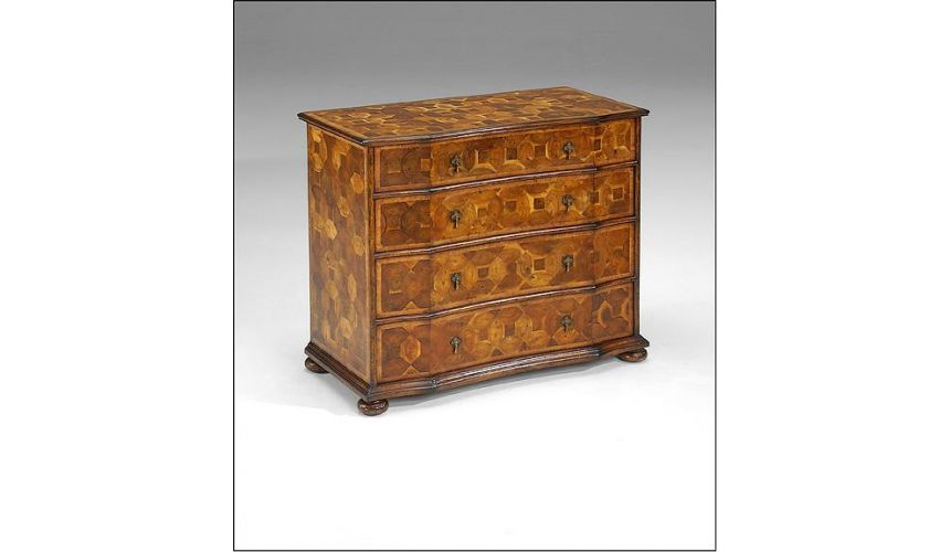 Chest of Drawers Oyster Chest Of Drawers