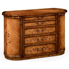 Vanity Table With Drawers and Storage-16