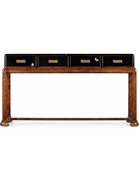 Console & Sofa Tables Campaign style Console Table-26