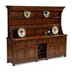 Bar Furniture Welsh Dresser, Wine Rack