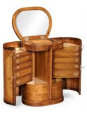 Oval Vanity Dressing Table-40