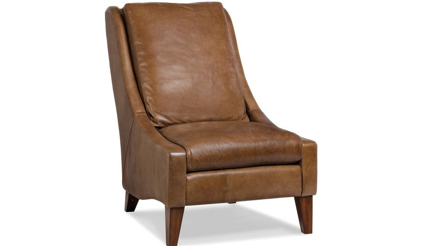 Luxury Leather & Upholstered Furniture Bayden Chair