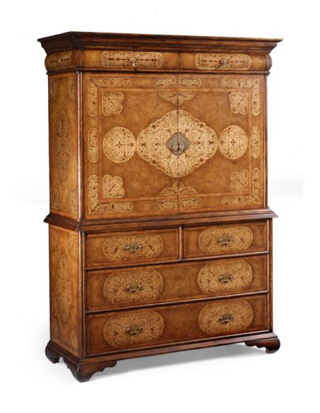 Marquetry Escritoire Luxury Furniture