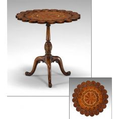 Home Bar Furniture Round Wine Table
