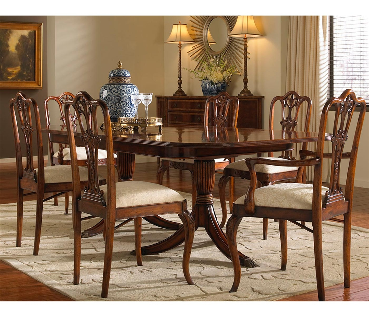 dining tables extending dining table furniture self storing leaf - Extending Dining Table And Chairs