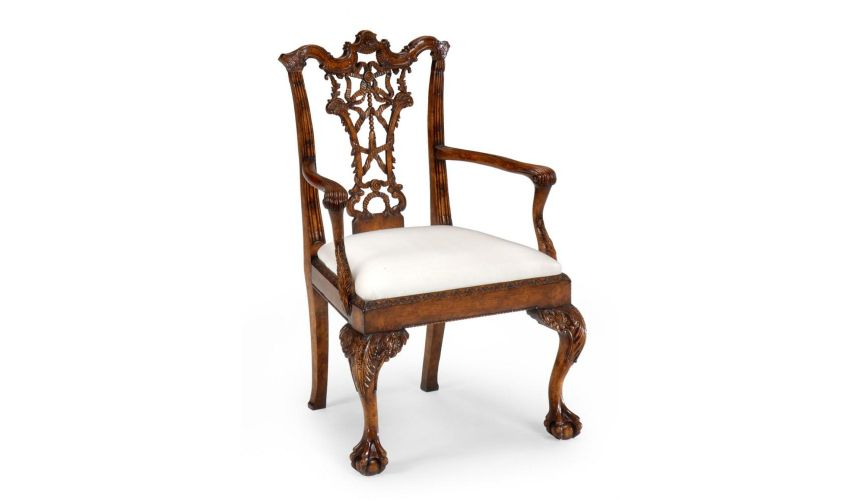 Dining Chairs Luxury Dining Room Arm Chair