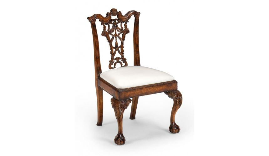 Dining Chairs High End Dining Room Furniture Arm Chair Back Side Chair