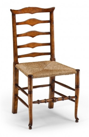High quality dining room furniture ladder back side chair for High quality dining room furniture