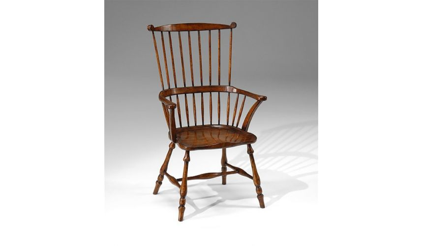 Dining Chairs Windsor Arm Chair