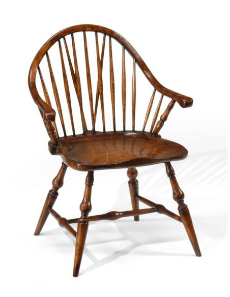 Dining Chairs High Quality Dining Room Furniture Small Windsor Arm Chair