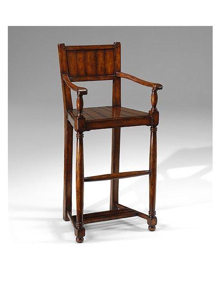 Home Bar Furniture Counter Stools & Pub Arm Chair