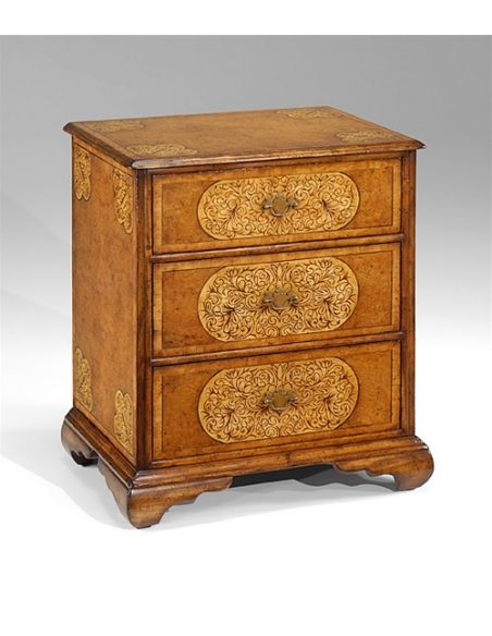 Chest of Drawers Marquetry Chest Of Drawers