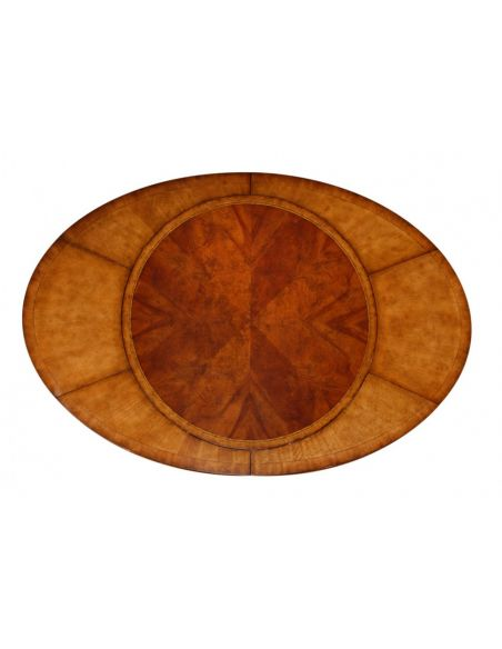 Dining Tables Round To Oval Table Dining Table