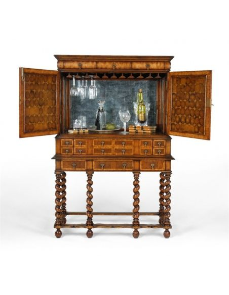 Breakfronts & China Cabinets Drinks cabinet Home Bar Furniture Bar Stools Bar Tables